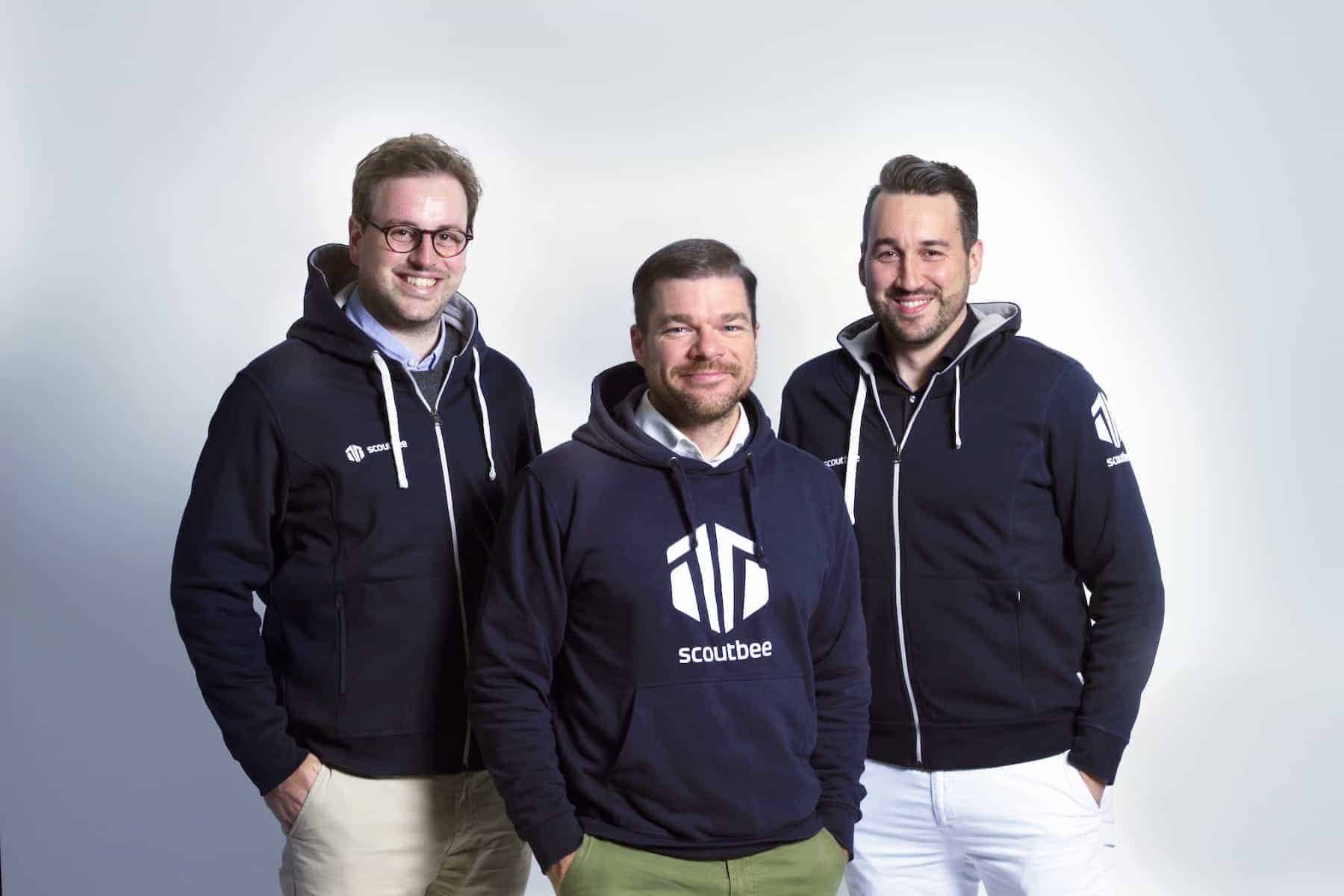 scoutbee raises $60M Series B investment - and a special thank you note!